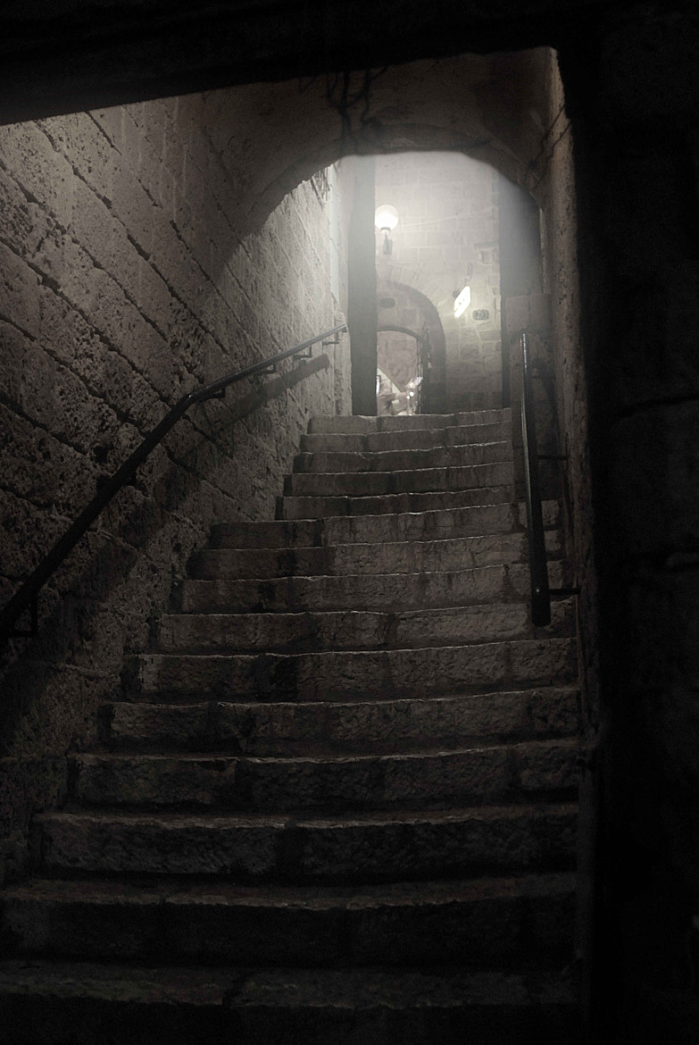 Photograph Up Stairs  by Alon Eshel on 500px