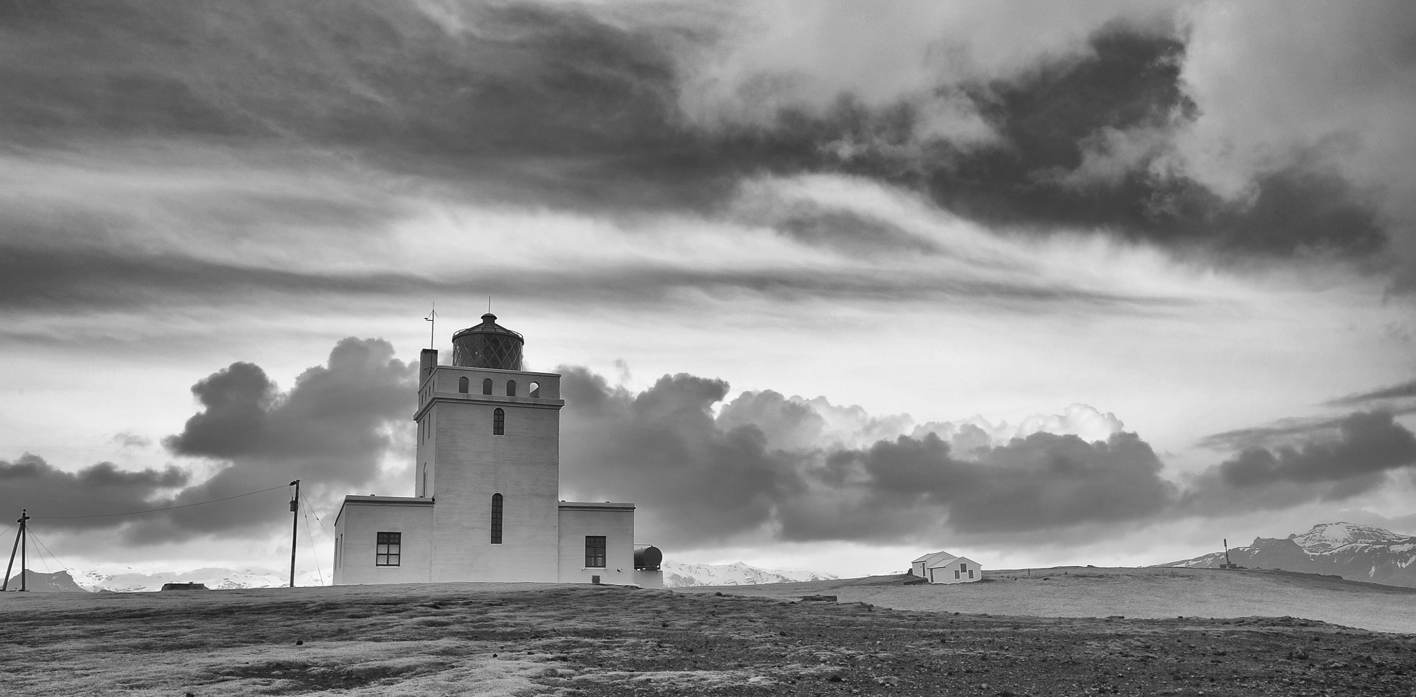 Photograph Lighthouse in Iceland by Andi Hauser on 500px