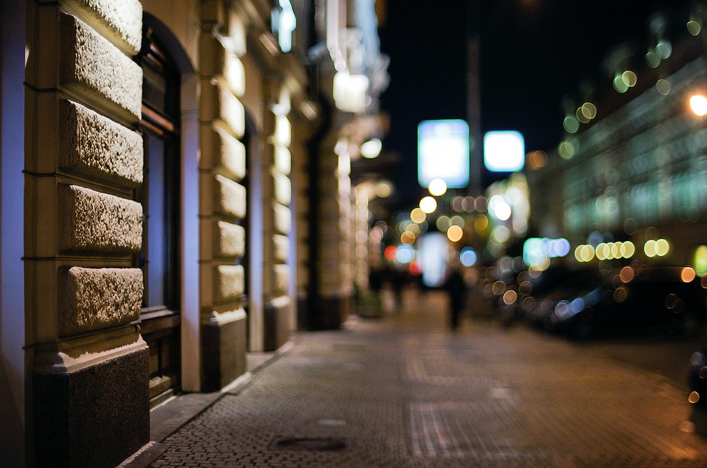 Photograph Moscow's Bokeh by Alex G on 500px