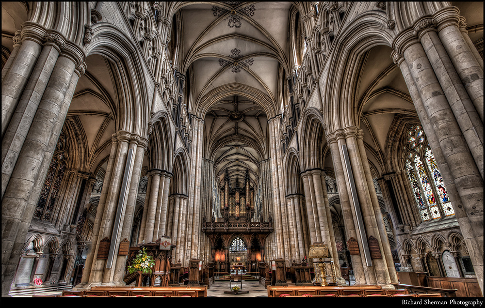 Photograph Beverley Minster by richard sherman on 500px