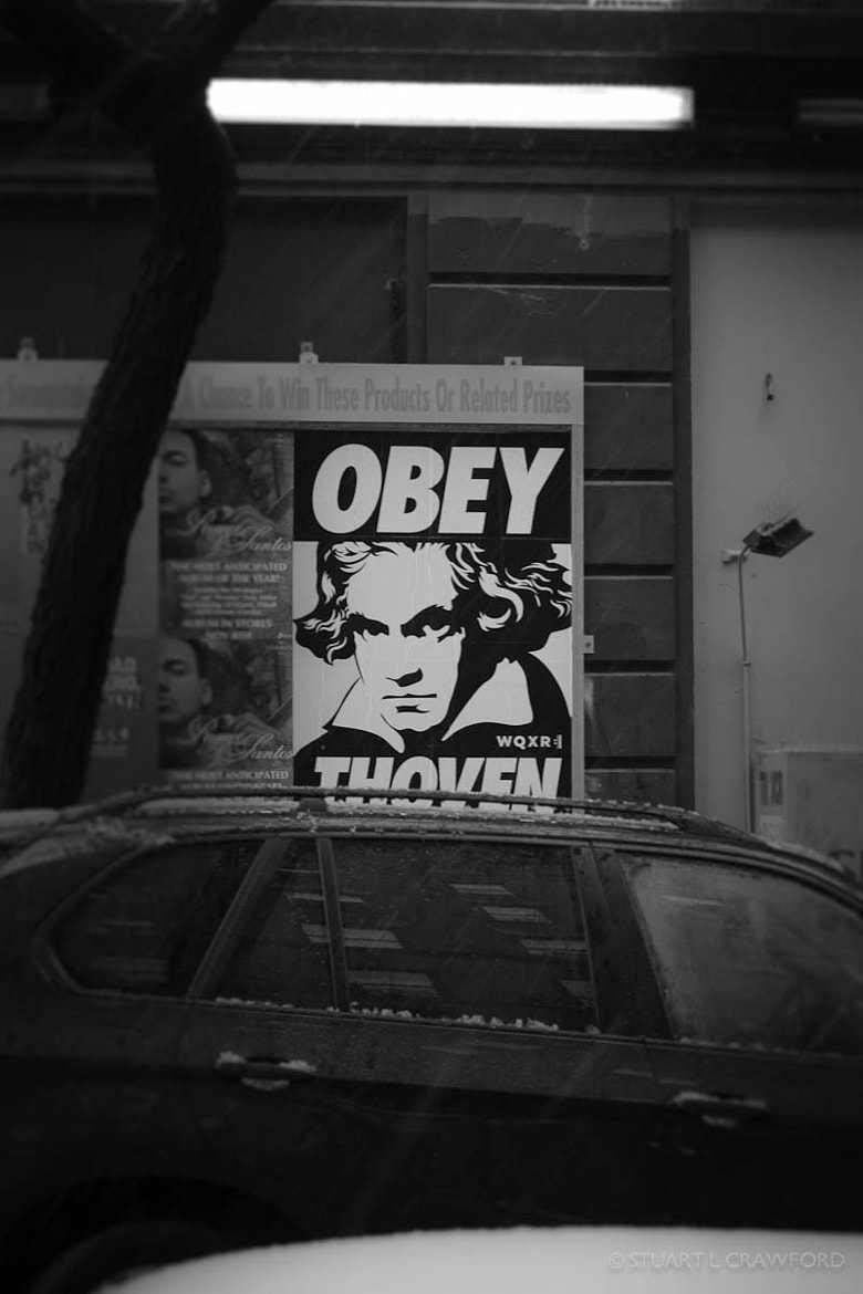 Photograph Obey(thoven) by Stuart Crawford on 500px
