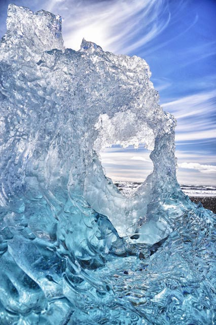 Photograph The ice heart by Andi Hauser on 500px