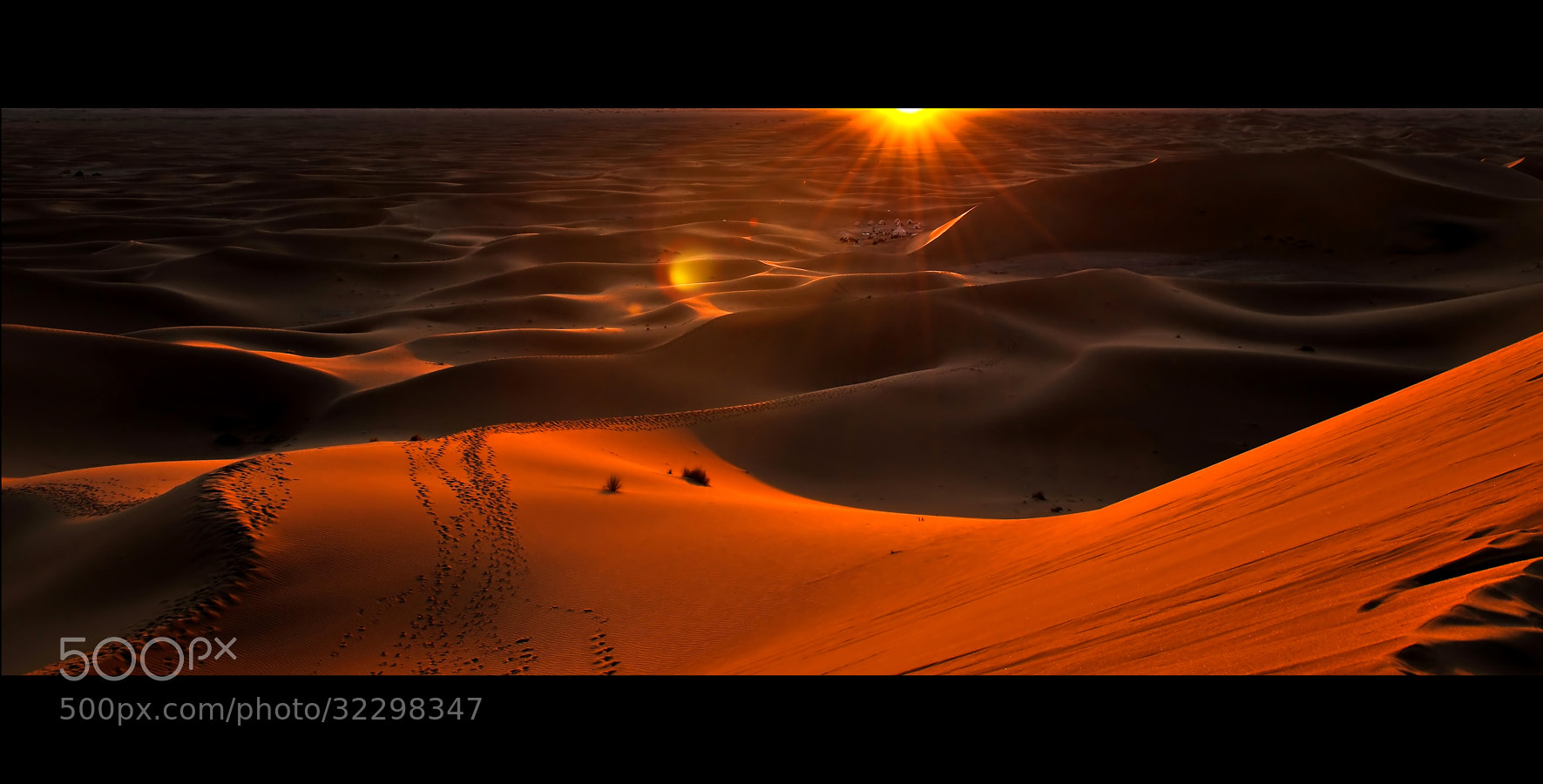 Photograph * Sahara sunrise * by clement jousse on 500px
