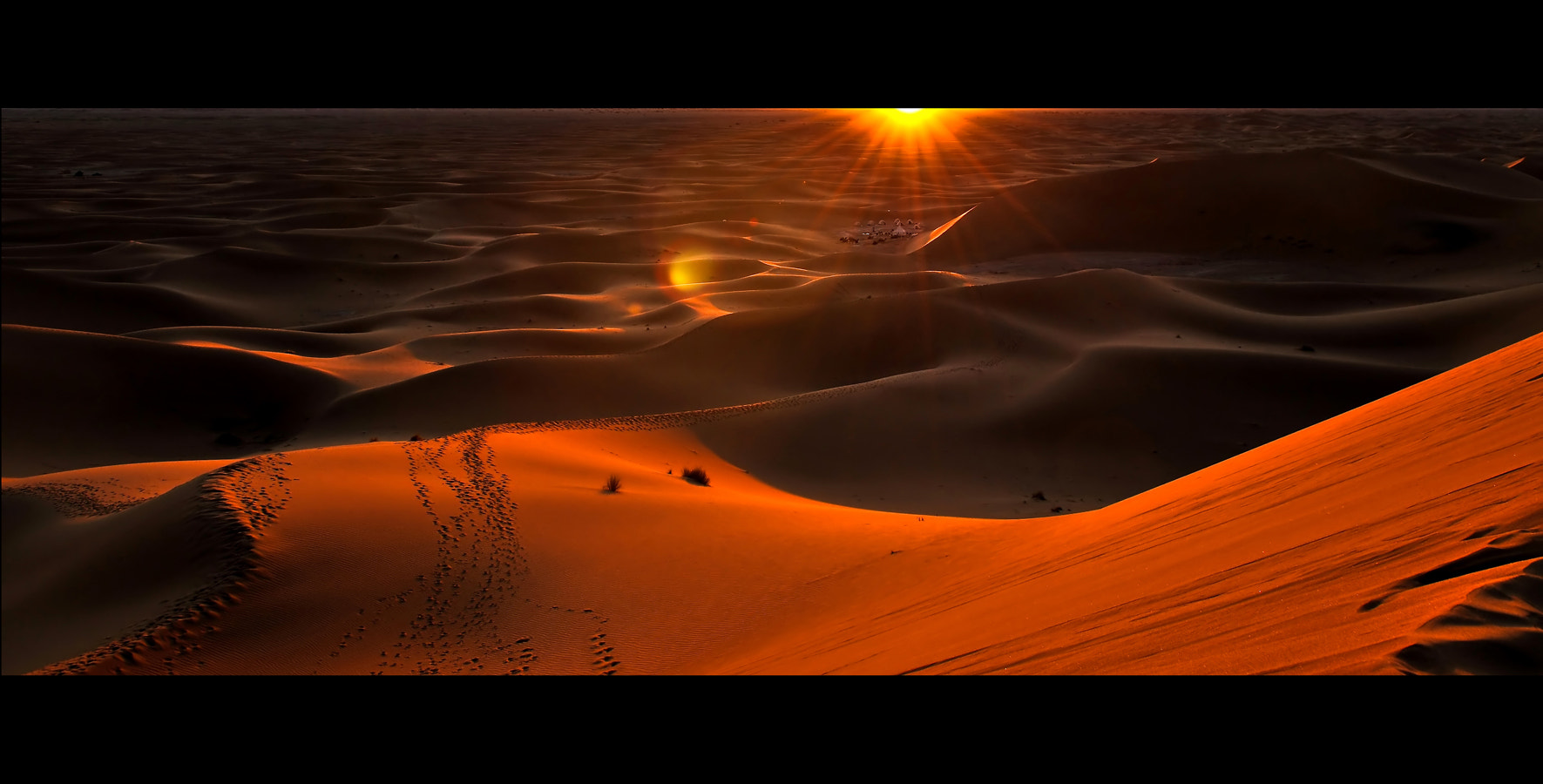 Photograph * Sahara sunrise * by clement jousse on 500px