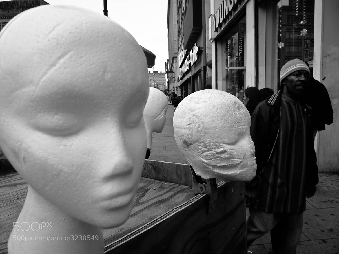 """Photograph """"The Unadorned Faces of Newark"""" by B.C.  Lorio on 500px"""