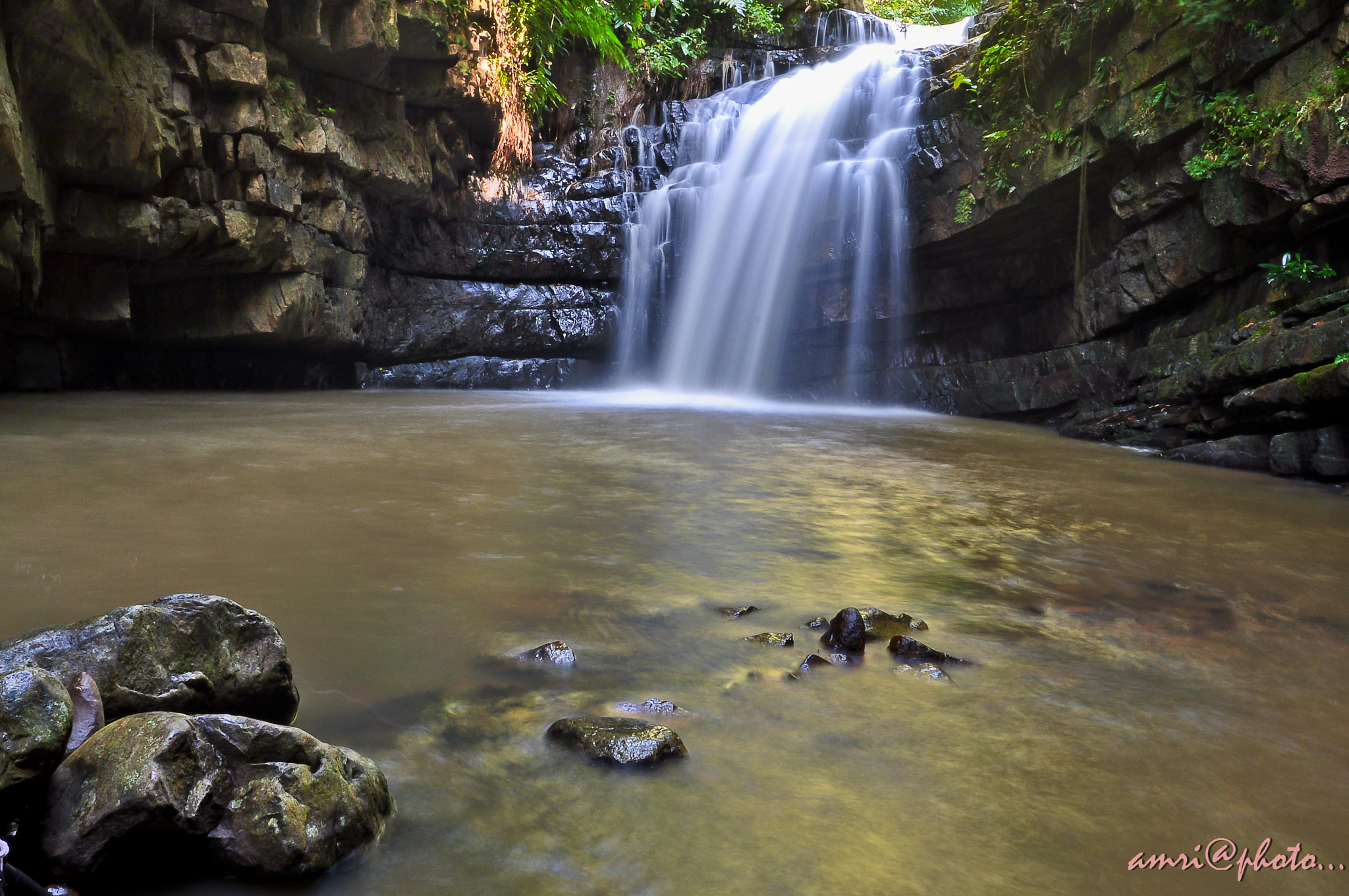 Photograph silky falls by Khairul Amri MARHALIM on 500px