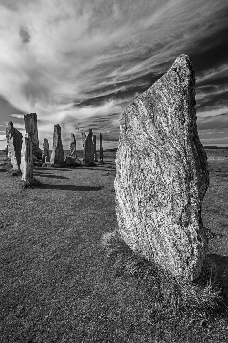 Photograph Stone Circle of Callanish by Doug Sanderson on 500px