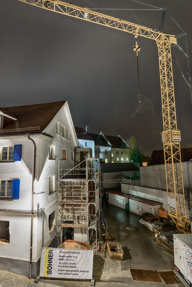 Photograph Construction Nite 3 by Maik Dreher on 500px
