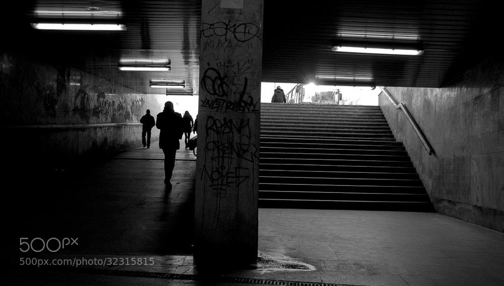 Photograph Underpass. by Michal Jenčo on 500px