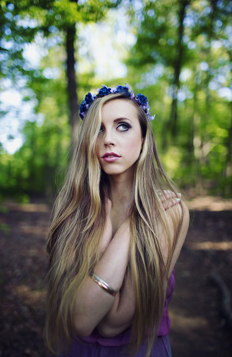 Photograph Flower Child by Alyssa Rose on 500px
