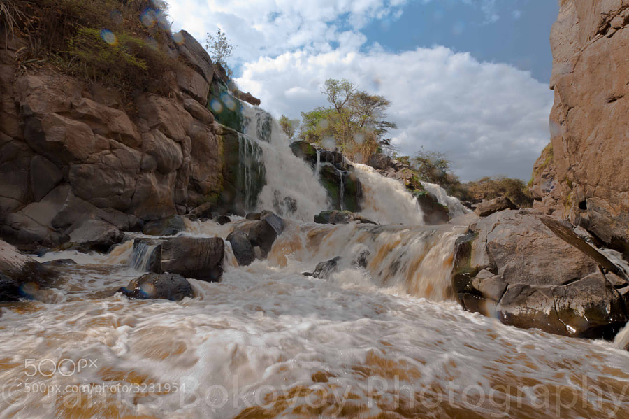Awash Falls, Awash National Park, Ethiopia