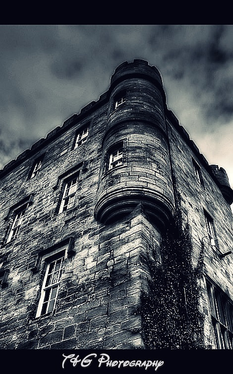 Photograph Castle monotone by T&G Photography  on 500px
