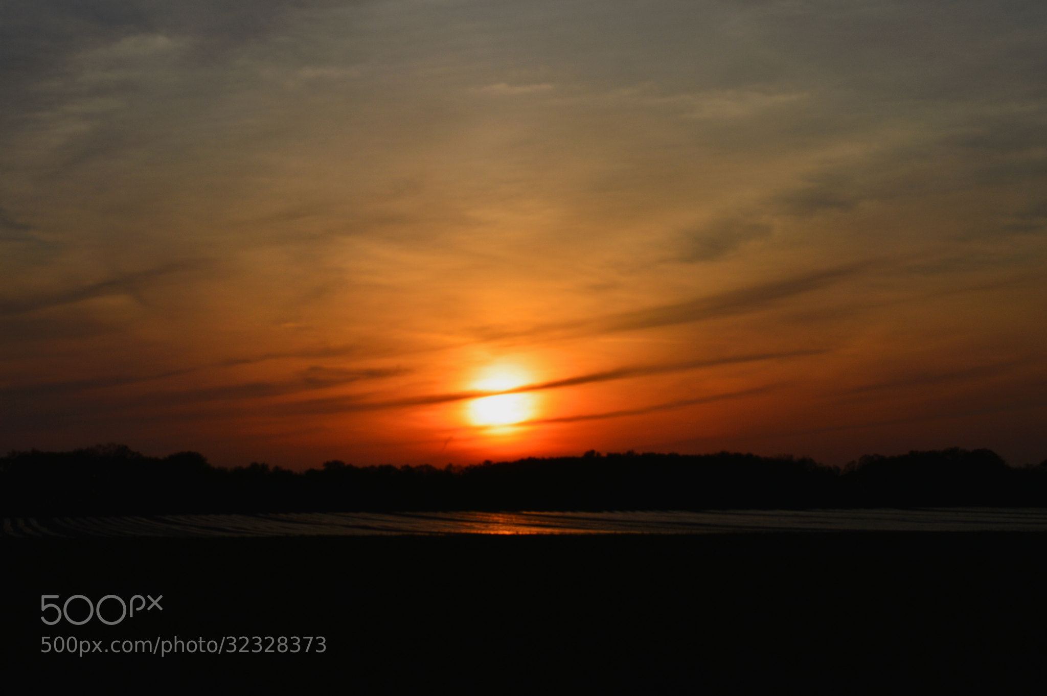 Photograph sunset by Ryan Baptiste on 500px