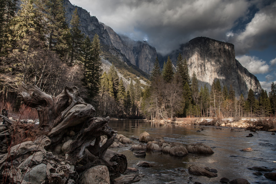 Yosemite River by Ian Griffith Turner on 500px.com