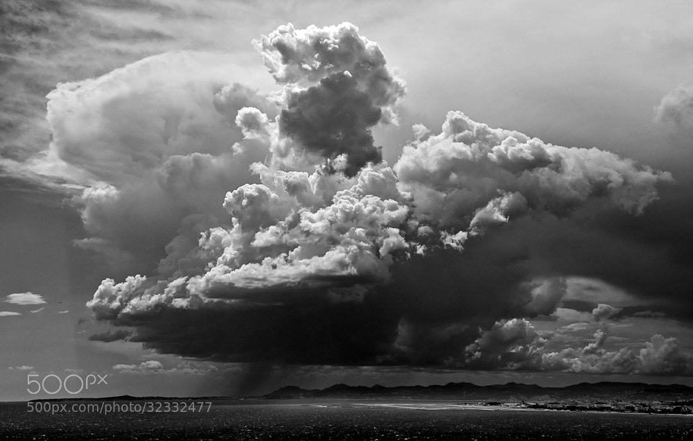 Photograph * Birth of a storm.. * by clement jousse on 500px