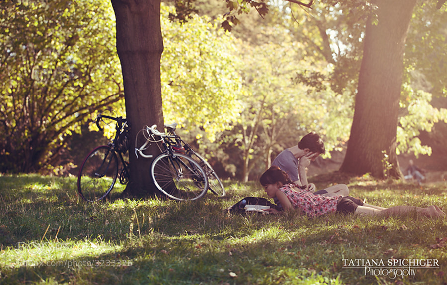 Photograph Break Time by Tatiana Spichiger on 500px