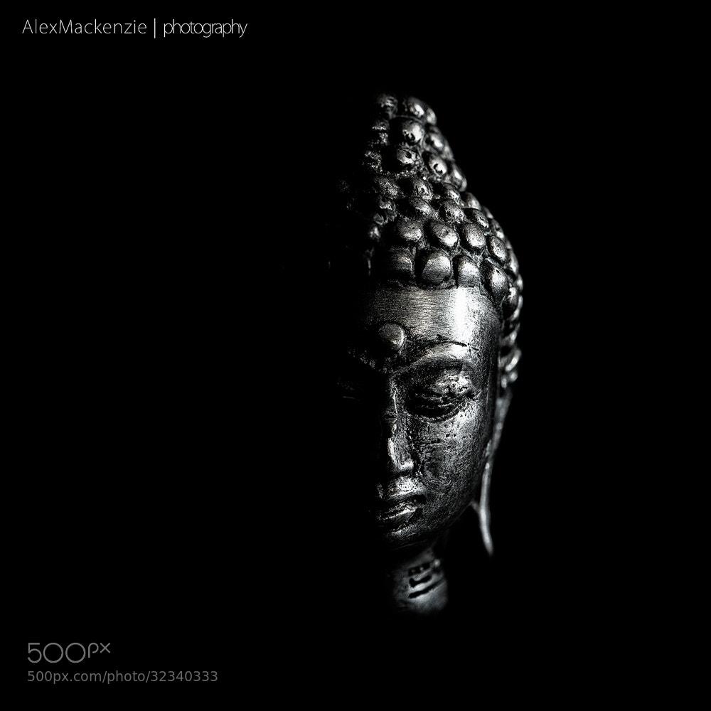 Photograph Buddha statue by Alex Mackenzie on 500px