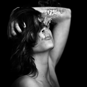 Malena Smoke by Benoit COURTI (benoitcourti)) on 500px.com