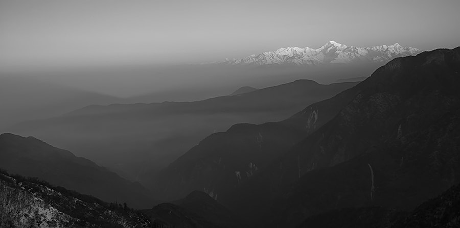 Photograph Mount K by Sourik Ghosh on 500px