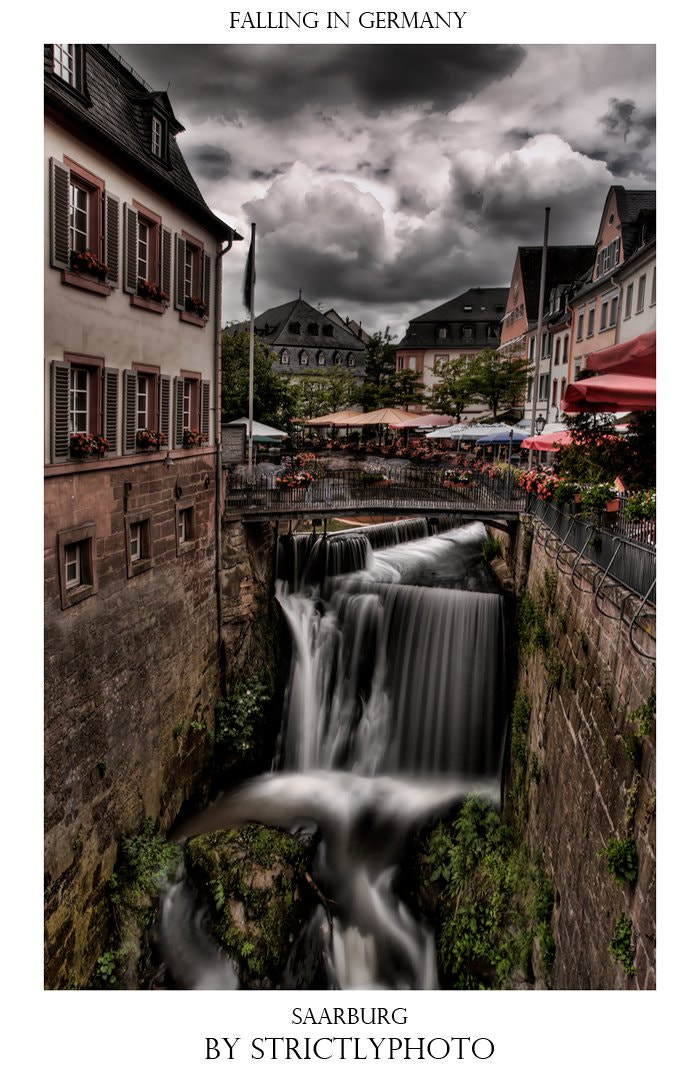 Photograph Saarburg by Patrick Strik on 500px