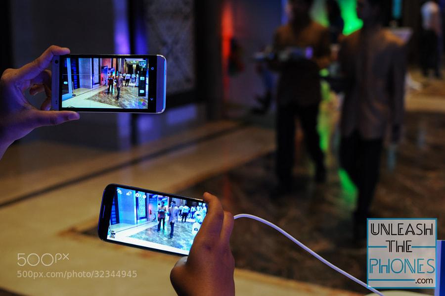HTC One vs Galaxy S 4 Cameras by aatifsumar ) on 500px.com