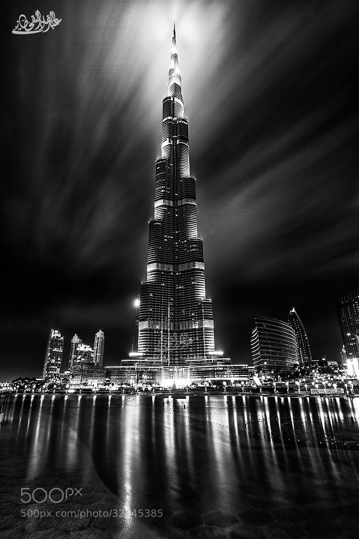 Photograph Burj Khalifa by عبدالقادر القحطاني on 500px