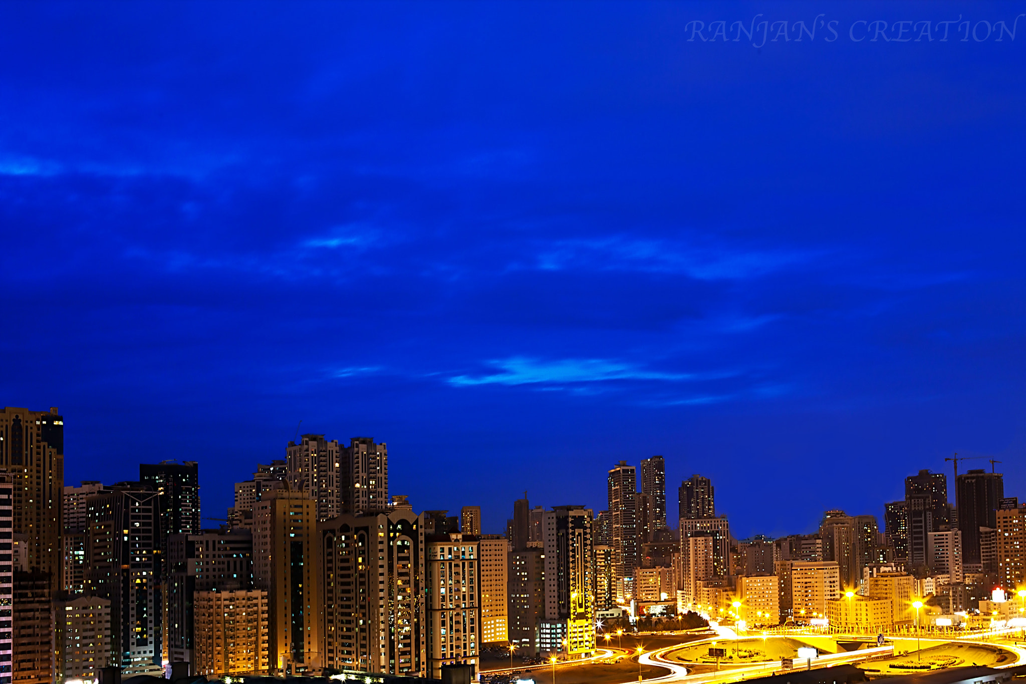 Photograph Sharjah Al Nahada by RANJAN SM on 500px
