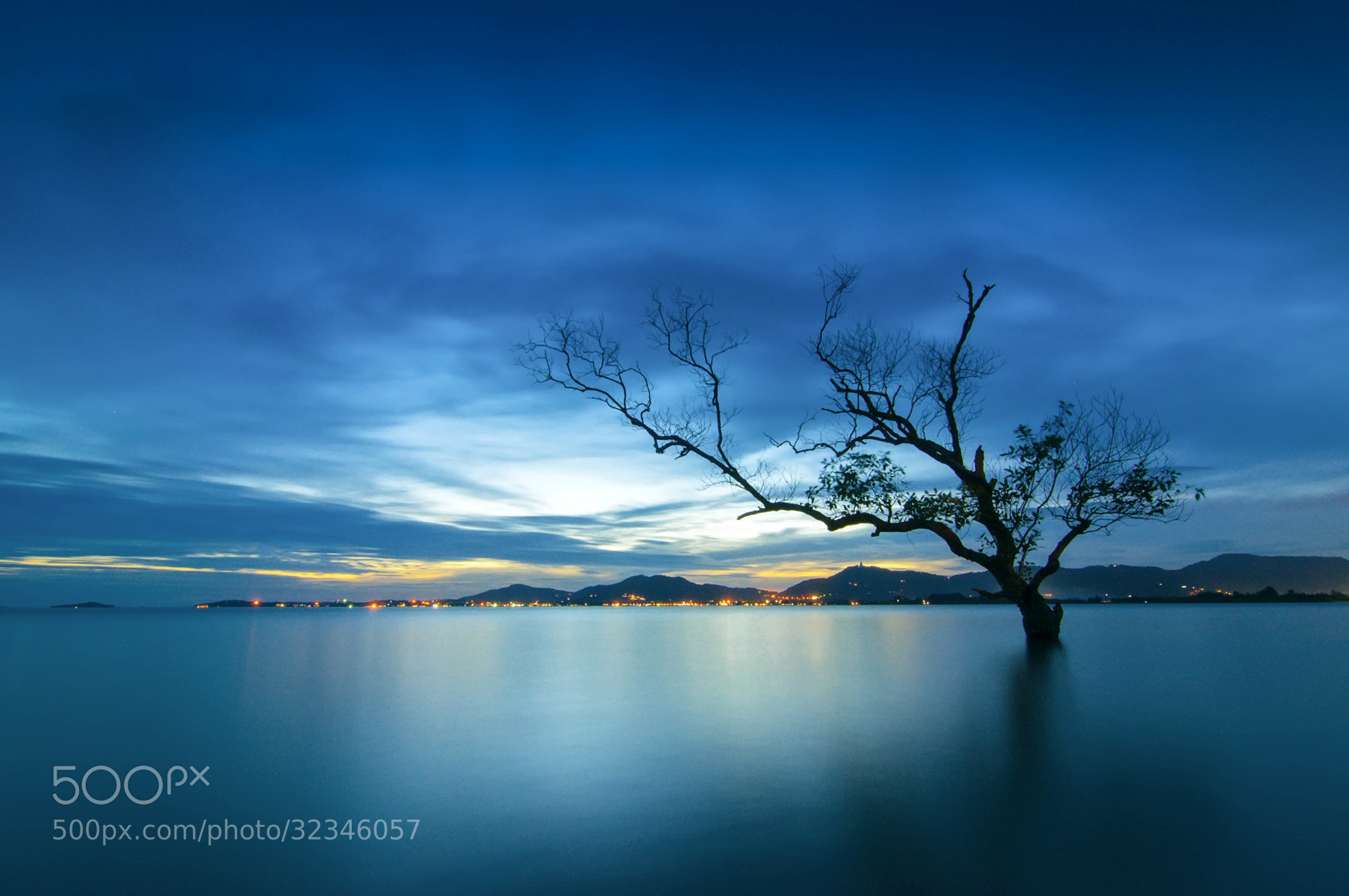 Photograph Blue Tone by giant2015 on 500px