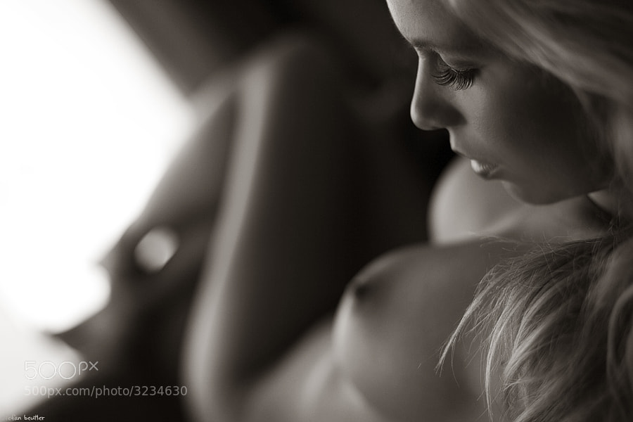 nude photo - the dream by Stefan Beutler