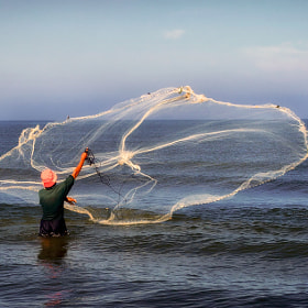 The Fisherman ...