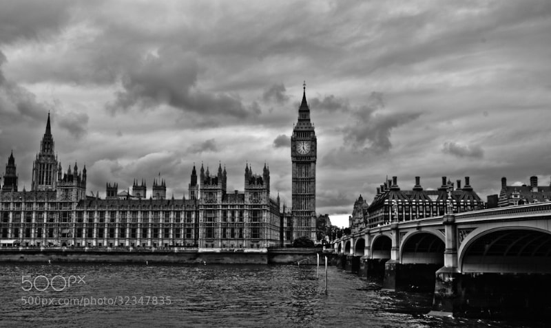 Photograph BIG BEN by ABDULRAHMAN ALSABAAN on 500px
