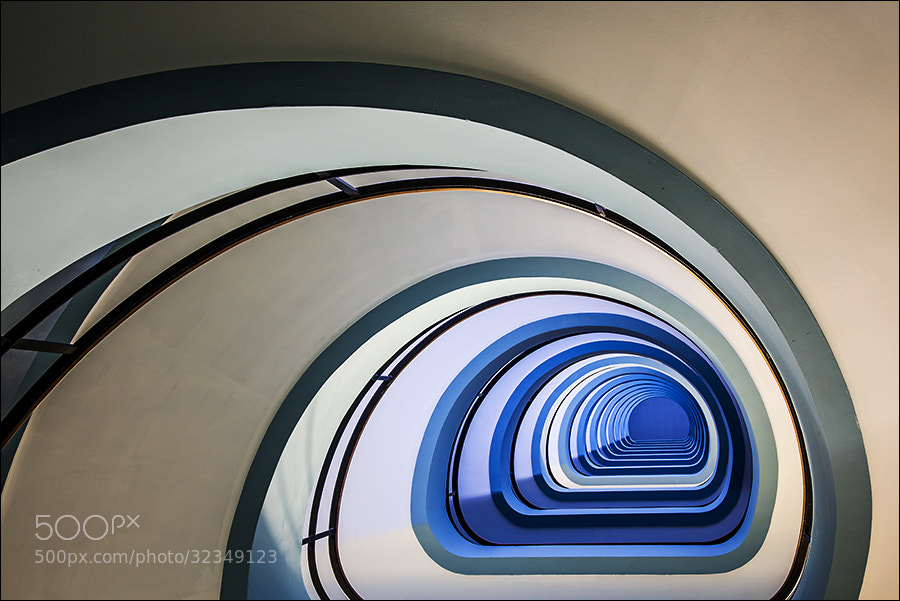 Photograph Winding staircase by Sus Bogaerts on 500px
