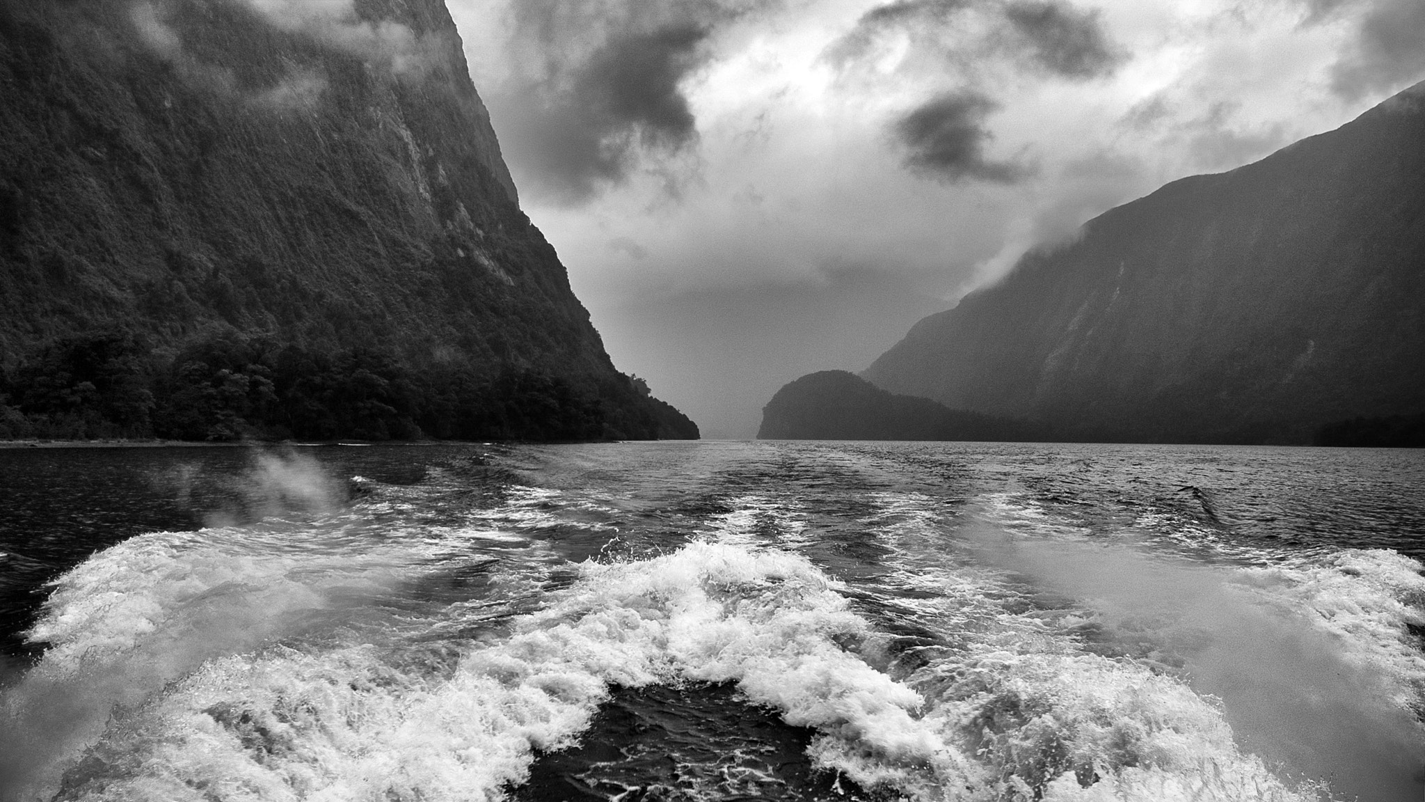Photograph Doubtful Sound by Margaret Morgan on 500px