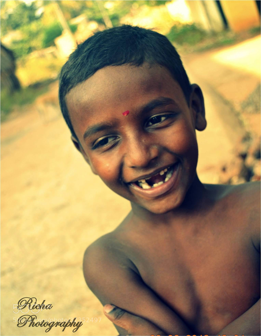 Photograph Smile Please !! by richa pradhan on 500px
