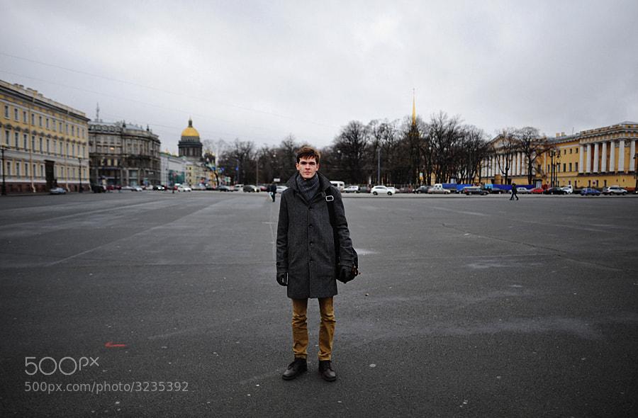 Photograph my self by gleb xlep on 500px