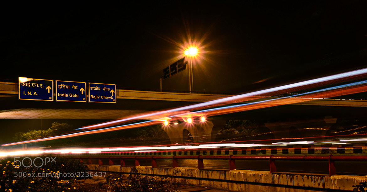 Photograph Night Lights by Shweta  Poddar on 500px