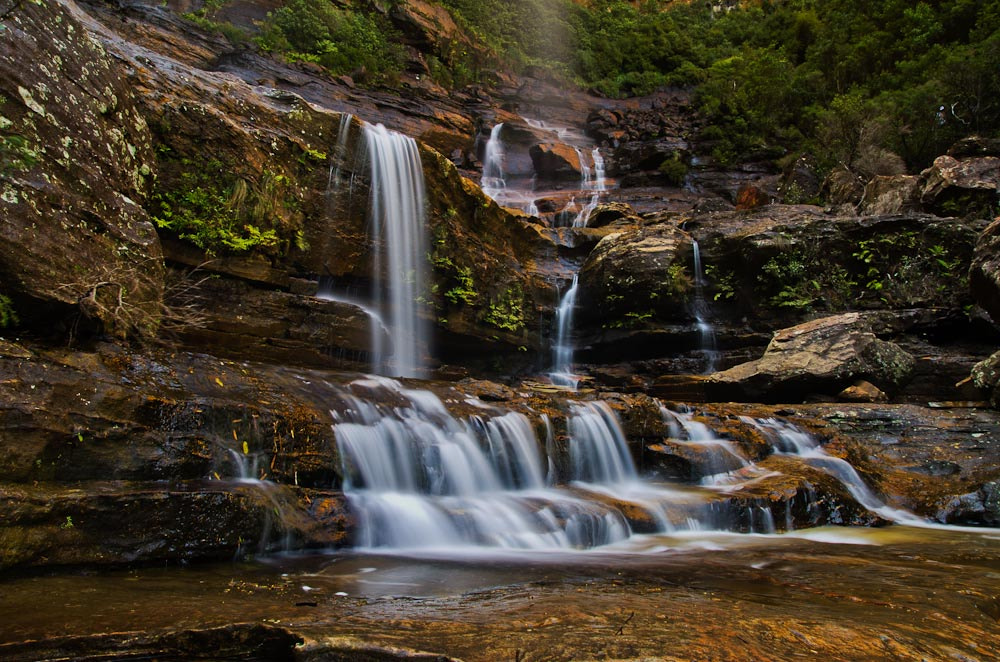 Photograph Empress Falls by Chris Jones on 500px