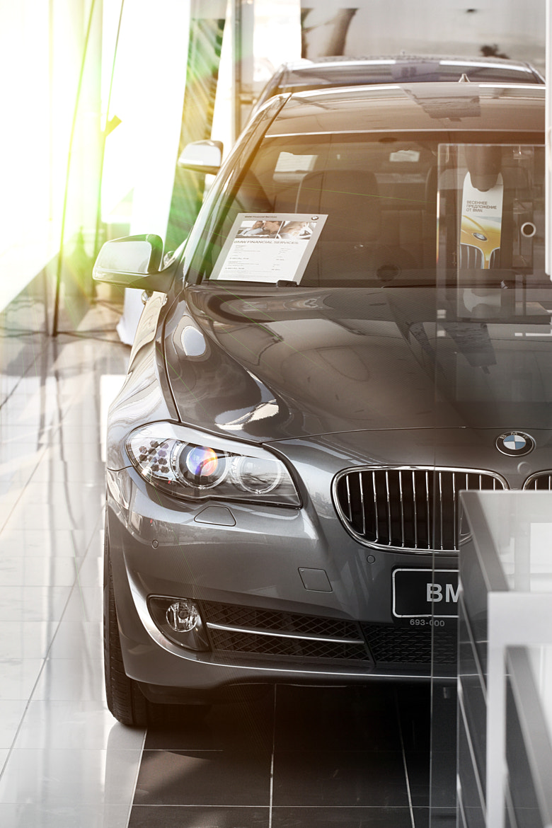 Photograph bmw 5 series by Aleksey Urikh on 500px