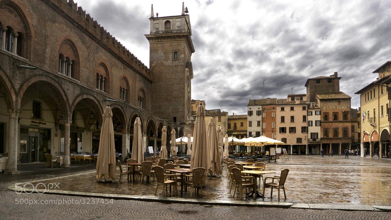 Photograph Una domenica in piazza by Giovanni Sottile on 500px