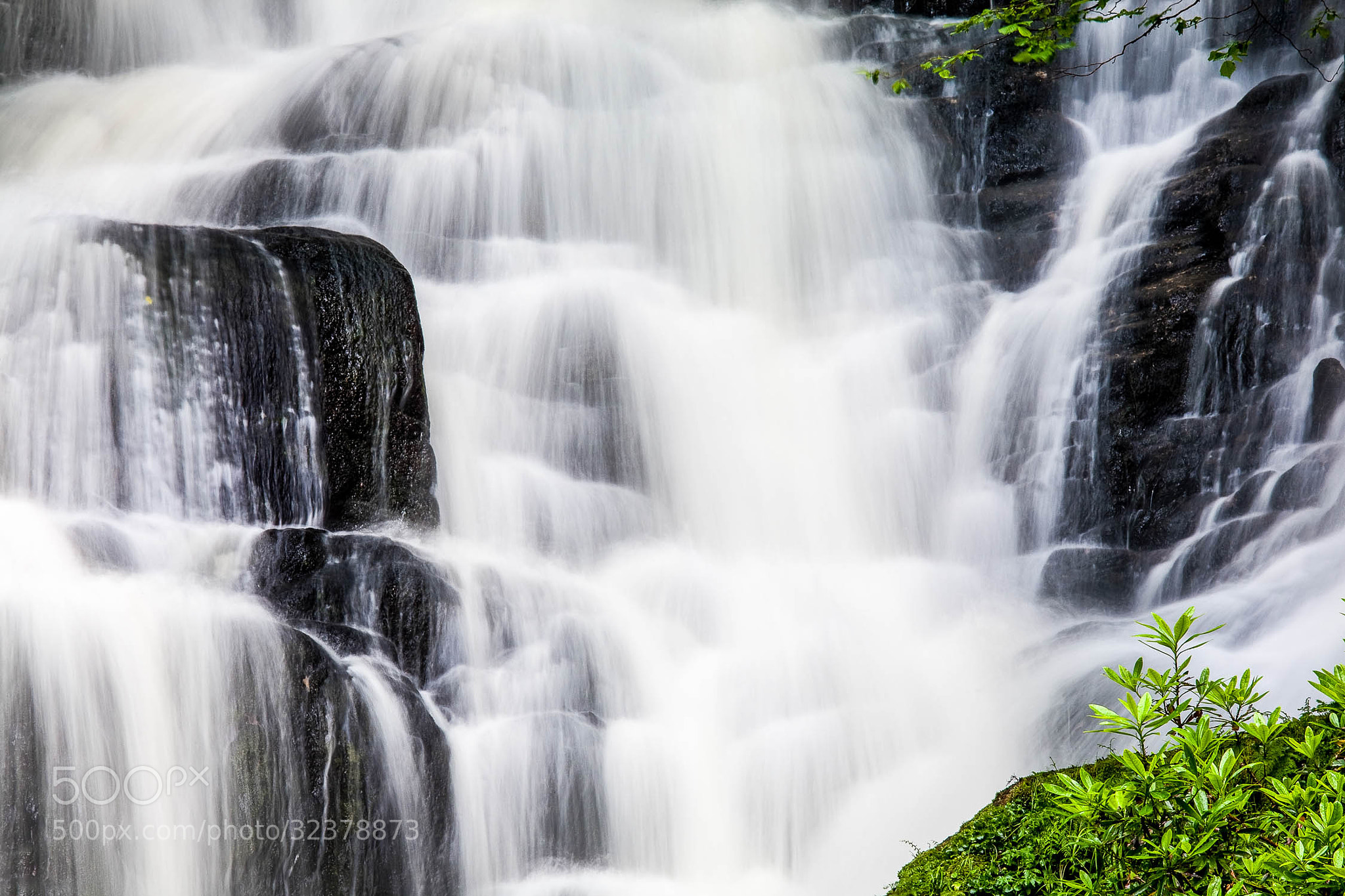Photograph Killarney Waterfall by richaix . on 500px