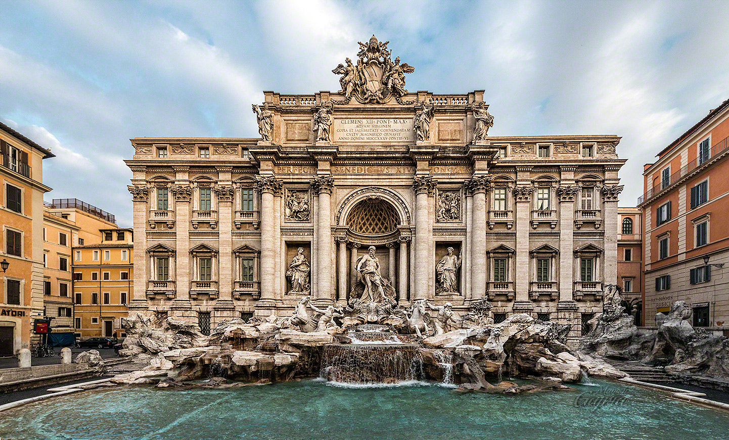 Photograph Fontana di Trevi by Manish Gajria on 500px