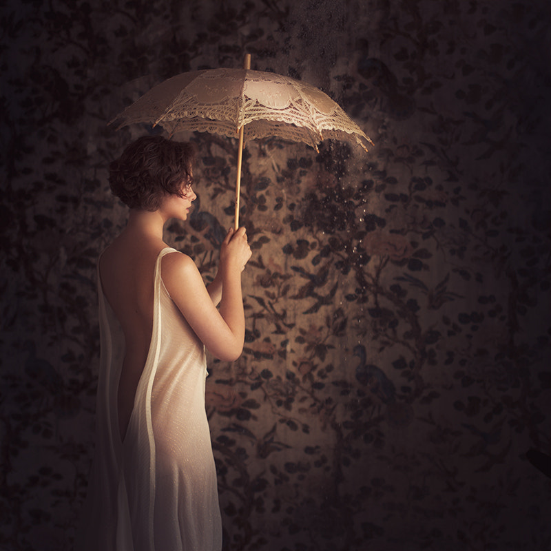 Photograph in the rain by Aria Baró on 500px