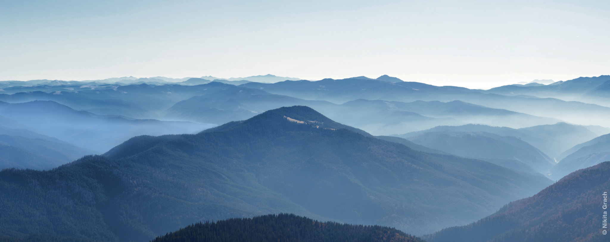 Photograph Over the hills by Nikita Grach on 500px