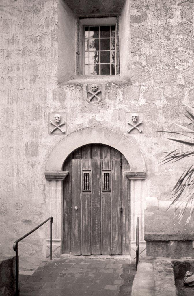 Photograph Santa Barbara Mission Door by Terry Dickerson on 500px