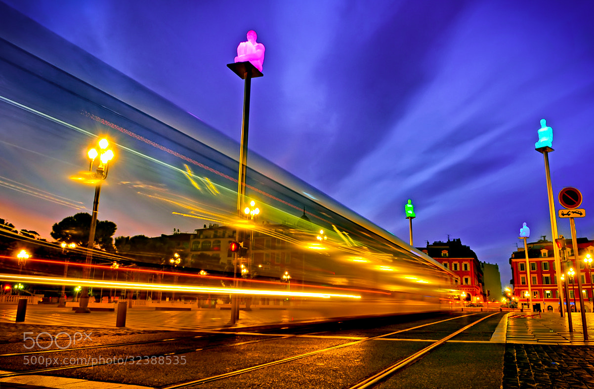 Photograph * The tramwaaaay * by clement jousse on 500px
