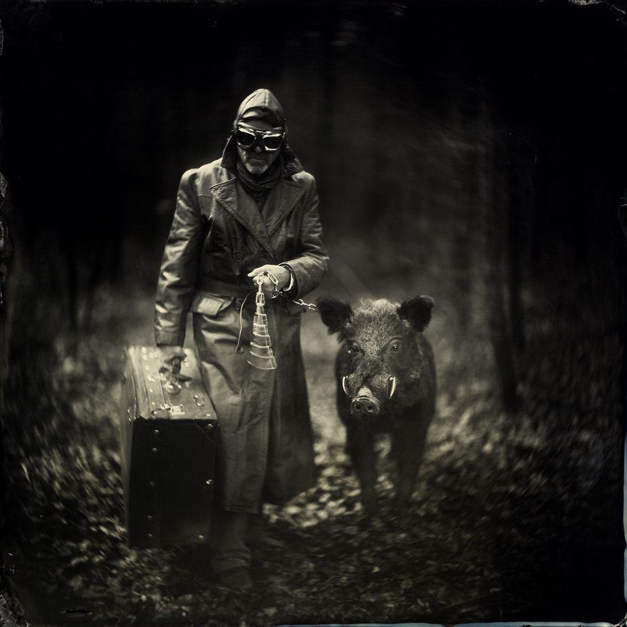 "Photograph ""Lost"" by Alex  Timmermans on 500px"