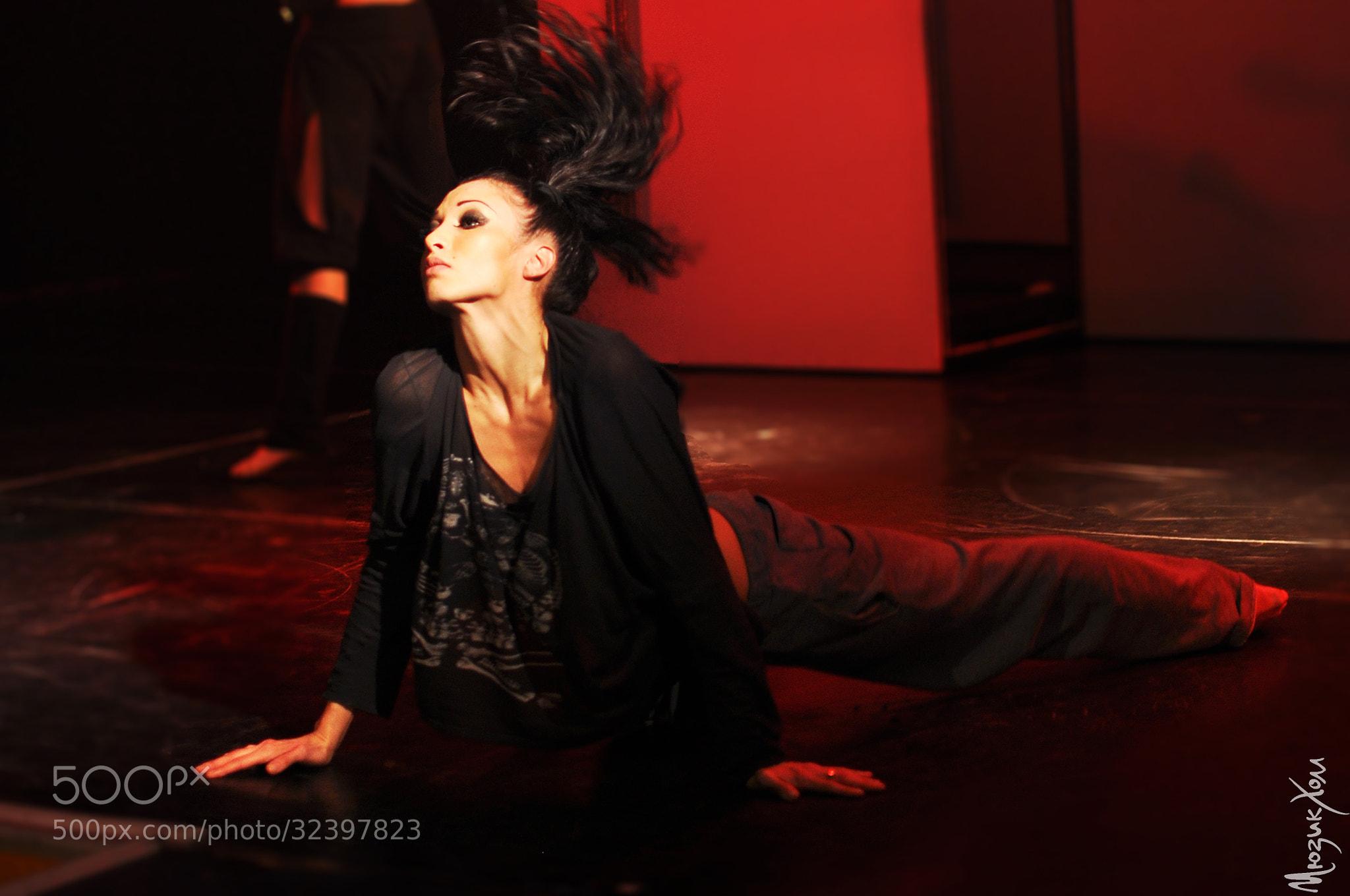 Photograph My favourite female dancer by Zhanna Semenova on 500px