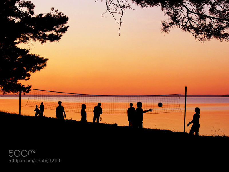 Photograph Volleyball by Eugene Stepanov on 500px
