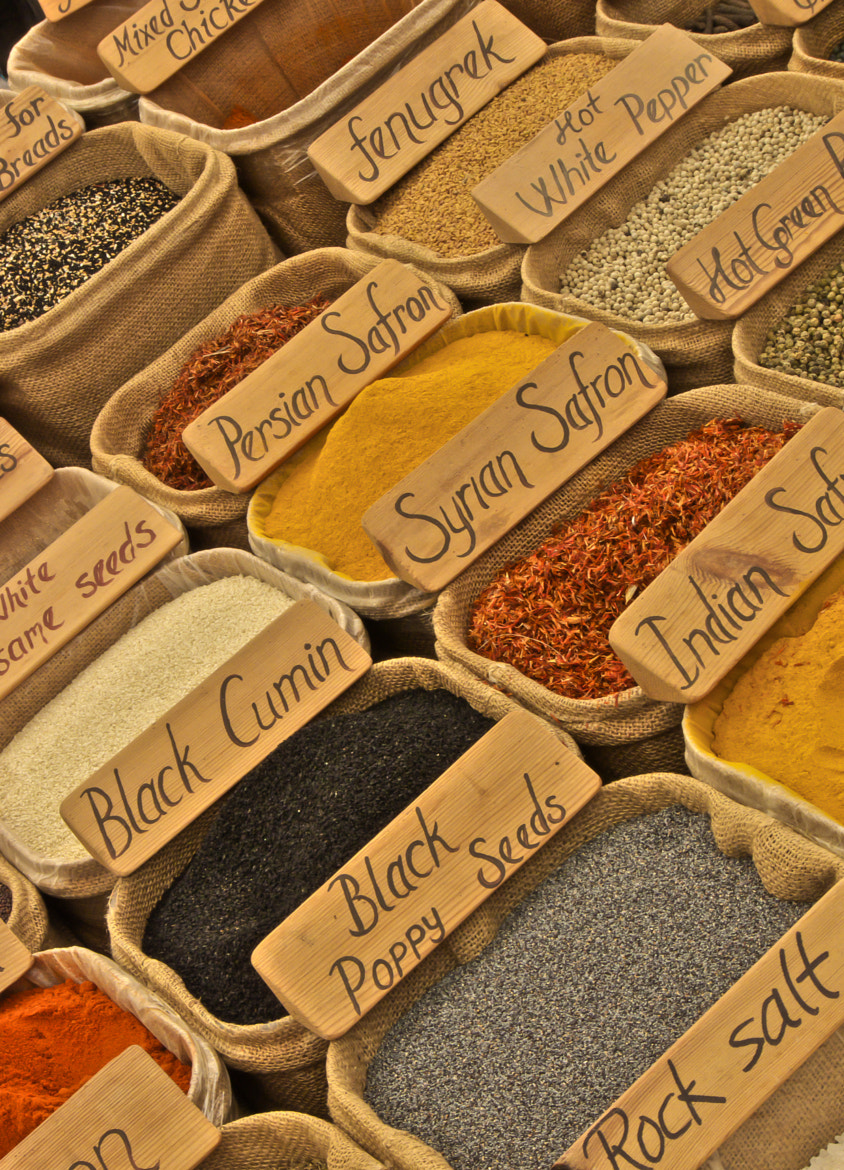 Photograph Spice it up by John Trent on 500px