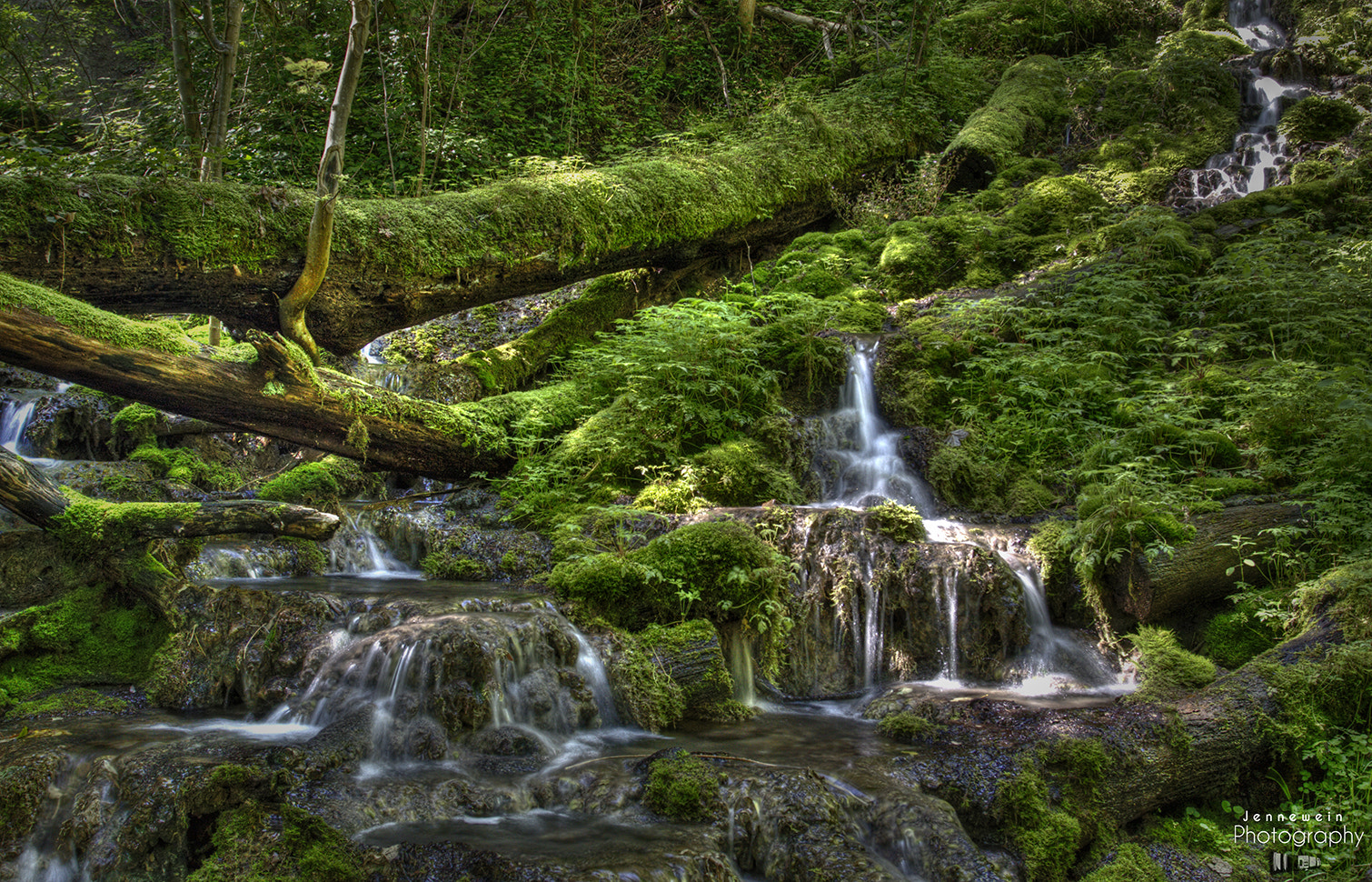 Photograph little waterfall by Jennewein Photography on 500px